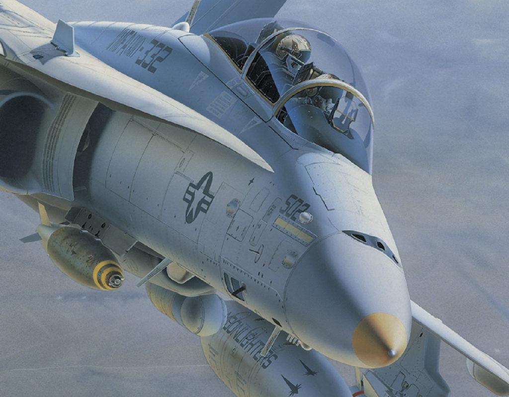 Cómo se hace un piloto de F18 en la Armada (Actualizado 22/06/2017)